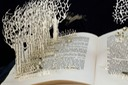 Watership Down book sculpture 5 web